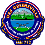 Crest of the Greeneville