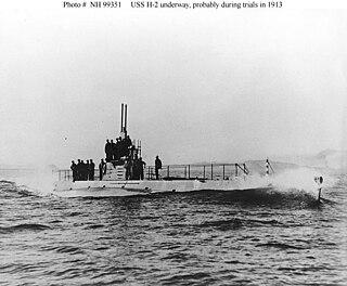 USS <i>H-2</i> (SS-29)