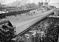 USS Long Beach (CGN-9) under construction in July 1959.jpg