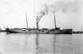 USS Yosemite (1892) - USS Yosemite