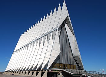 United States Air Force Academy's Cadet Chapel