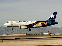 US Airways A319-132 LAS N822AW.jpg