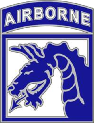 XVIII Airborne Corps - Image: US Army 18th Airborne Corps CSIB