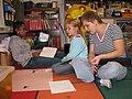 US Army 53637 Blind student teacher helps students.jpg