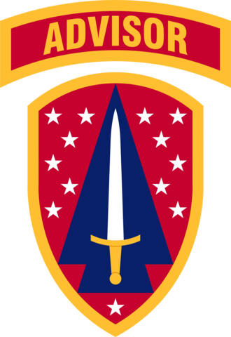 3rd Security Force Assistance Brigade - The SFAB's shoulder sleeve insignia