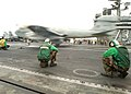 US Navy 020808-N-3986D-001 An EA-6B Prowler catapult launch from USS George Washington.jpg