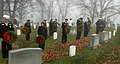 US Navy 061214-N-7948R-005 Commander, Navy Recruiting Command's Recruiters of the Year lay wreaths at Arlington National Cemetery as part of the Wreaths Across America (WAA) campaign.jpg