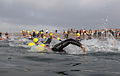 US Navy 070728-N-1722M-063 Members of the Team Semper-Fi start the swim portion of the Admiral's Cup at Point Mugu.jpg