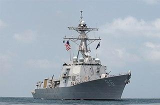 USS <i>Bainbridge</i> (DDG-96)
