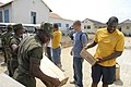 US Navy 100129-N-2468S-002 Sailors participate in community relations project on Sao Tome Island.jpg