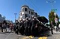 US Navy in Columbus Day parade during SF Fleet Week 2010-10-10 2.jpg