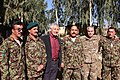 US defense secretary meets with Afghan corps commander in TAAC-E 141207-A-VO006-537.jpg