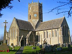 Uffington church - geograph.org.uk - 1175199.jpg