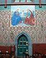 Ulm St Georg Chor Wandgemälde Anna selbdritt.jpg