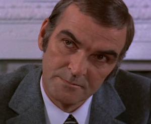 Schauspieler Stanley Baker