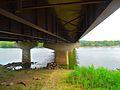 Underneath the August Derleth Bridge - panoramio (1).jpg