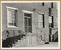 Unidentified House, front steps, Petersburg, Dinwiddie County, Virginia LOC 14282555794.jpg