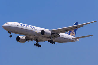 Boeing 777 - Image: United Airlines 777 N797UA LAX