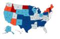 United States 1958 Gubernatorial Elections.png