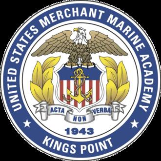 United States Merchant Marine Academy - Image: United States Merchant Marine Academy seal