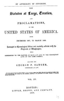 United States Statutes at Large Volume 15.djvu