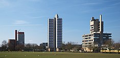 University of Leicester towers 2010.jpg