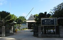 University Of The South Pacific Cook Islands Campus