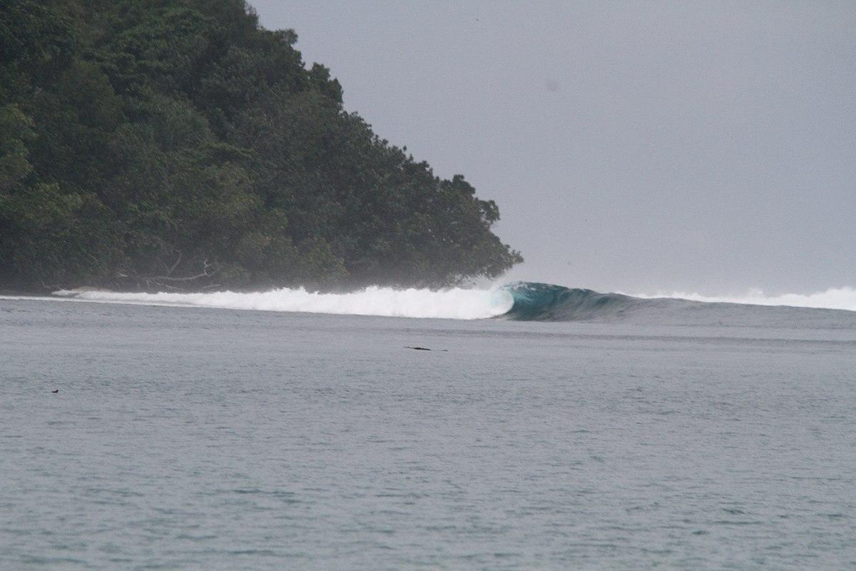 File:Unnamed Road, Kabupaten Nias Selatan, Sumatra Utara
