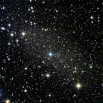 Ursa Minor Dwarf - Ursa Minor Dwarf imaged by Giuseppe Donatiello