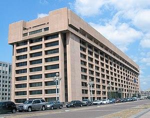 United States Postal Service - Image: Uspsheadquartersatle nfantplaza