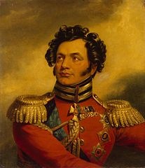 Portrait of Fyodor P. Uvarov (1769-1824) (the artist's replica ?)