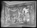 Vävd tapet med motiv ur alexanderhistorien. Alexander och Darius´ familj - Skoklosters slott - 77318.tif