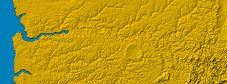 Vélingara - Vélingara meteorite crater