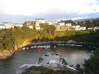 El Franco - Port of Viavelez