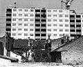 Vörösvári úti épülő, illetve bontásra váró házak a Körte utcánál. Fortepan 32150.jpg
