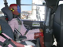 Crash test dummy - Wikipedia