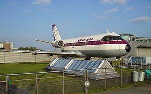 VFW-Fokker 614 - VFW 614