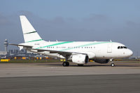 VP-CKS - A318 - Not Available