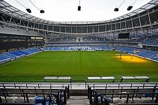 2019 Russian Super Cup Football match