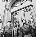 VVDM-leiders bij Ministerie van Defensie , nr. 3 v.l.n.r Flip Koudenburg, Jan La, Bestanddeelnr 927-1001.jpg