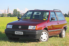 Polo seconda serie restyling