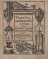 Valentini - Armamentarium naturae systematicum, 1709 - 4742052.tif