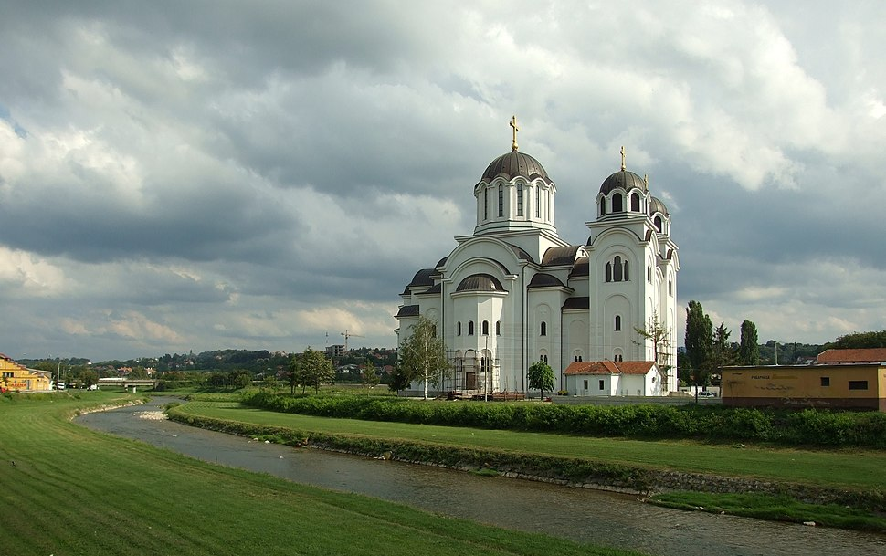 Valjevo, chrám