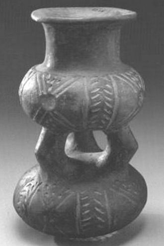 Mesoamerican chronology - Vessel from the Capacha culture, found in Acatitan, Colima.
