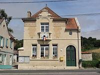 Vassogne (Aisne) mairie.JPG