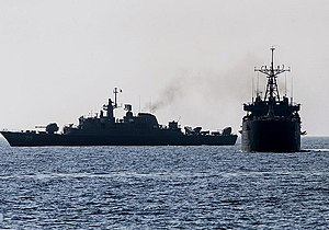 Islamic Republic of Iran Navy - Velayat 94 Military exercise