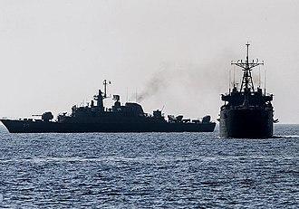 Islamic Republic of Iran Navy - Velayat 94 Military exercise