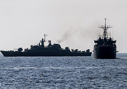Velayat 94 Military exercise in February 2016. Velayat 94 Military exercise 20 by Mbazri.jpg