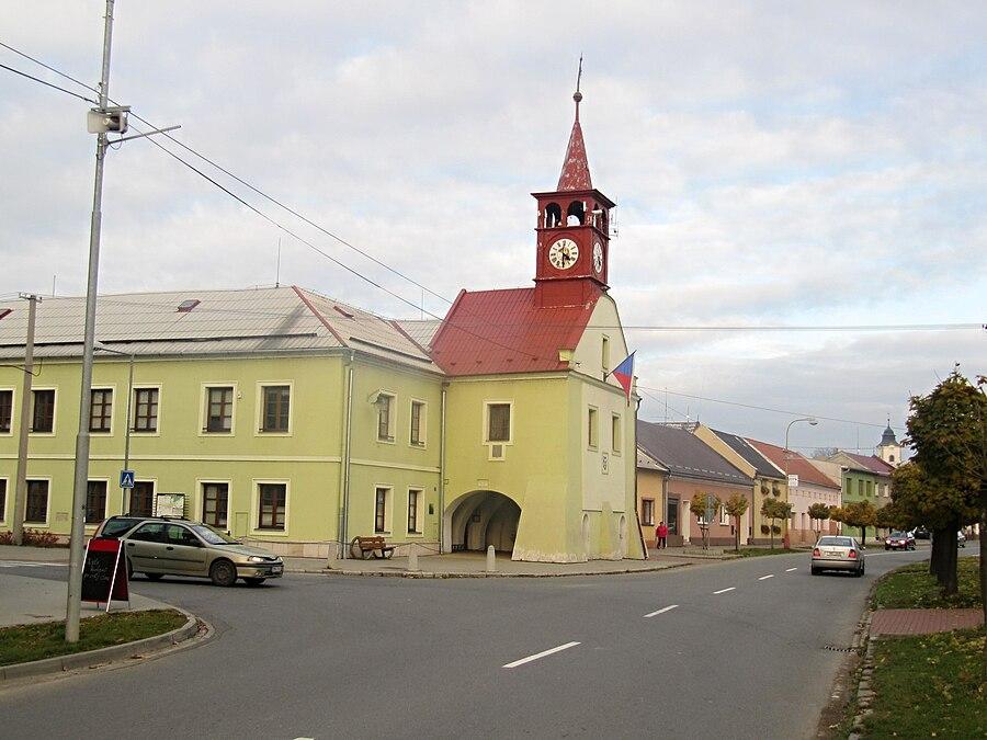 Velká Bystřice