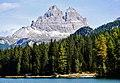 Veneto Berge um den Lago di Misurina 2.jpg